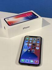 Apple iPhone X - 256GB - Space Grau (Ohne Simlock) A1901 (GSM) MIT BRUCH B088