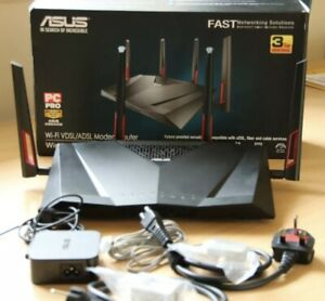 Asus AC3100 DSL-ac88u Dual-Band Modem/Router