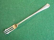 Argent Massif Pickle Fork par Kemp frères de Bristol. London 1933 Hallmarked