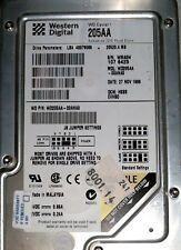 """20,5 GB IDE WESTERN DIGITAL CAVIAR internal 5400 RPM 3.5"""" wd205aa-00ana0"""