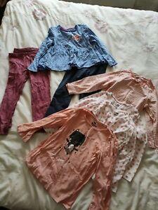 Twin Girls Clothes Bundle Size 5-6
