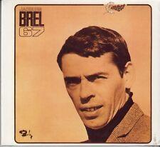CD ALBUM DIGIPACK JACQUES BREL  *MON ENFANCE* (NEUF SCELLE)