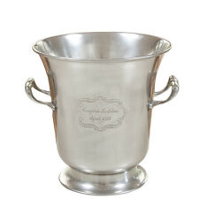 French Provincial Tall Wine Bucket