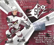 2008-09 Upper Deck SPx Factory Sealed Hockey Hobby Box Steven Stamkos Auto RC ??