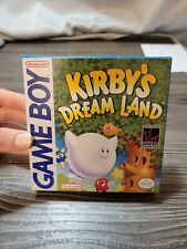 Kirby's Dream Land (Nintendo Game Boy, 1992) Box Only AUTHENTIC Original