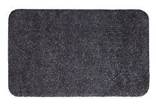 Fußmatte Waschbar Baumwolle Schmutzfangmatte Türmatte Rutschfest Robust Läufer