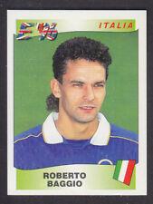 Panini - Euro Europa 96 - # 251 Roberto Baggio - Italia