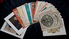 V.R.I Complete 1901 16 Part Magazine Series Inc Colour Plates - Queen Victoria