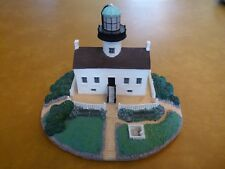 Danbury Mint 1992 Old Pont Loma Lighthouse Sculpture