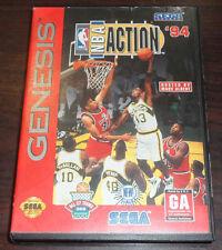 Sega Mega Drive. NBA Action 94 (NTSC USA)