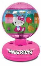 Hello Kitty Motion Globe Light Night Light Table Lamp Pink