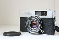 FED Micron Half-frame Scale 35mm Film Camera & Helios-89 lens