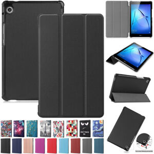 """Leather Stand Case Cover For Huawei MatePad T8 Kobe2-L03 Honor Pad X7 8"""" Tablet"""