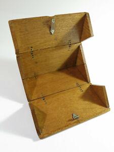 Antique Refinished Singer Sewing Machine 1889 Oak Puzzle Box