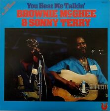 Brownie McGhee & Sonny Terry-You Hear Me Talkin'-LP Muse New Zealand -MR5131