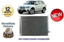 PARA BMW X5 E70 + XDDRIVE 07   CONDENSADOR DE AIRE ACONDICIONADO RADIADOR