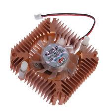 55mm Cooling Fan Heatsink Cooler for PC Computer Laptop CPU VGA Video Card H5