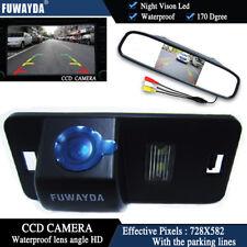 4.3'' Mirror Monitor CCD Reverse Camera for BMW E39,E53,E82,E88,E90N,E60N,E61N