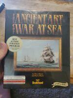 The Ancient Art of War At Sea - Instruction Manual - PC