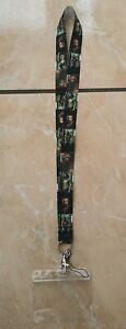 Jason Momoa Lanyard / Strap for Pin Trading inc. Waterproof Holder