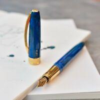 Visconti Van Gogh Wheatfield with Crows Fountain Pen