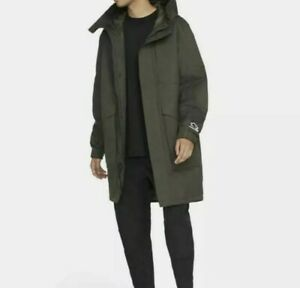 Nike Sportswear Synthetic Fill Parka Mens Sizes M - XL Green Winter Coat Jacket