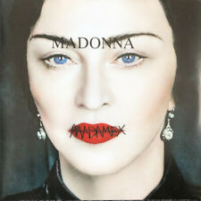 "MADONNA ""MADAME X"" CLEAR VINYL LP COLLECTOR'S EDITION NEUF EMBALLÉ"