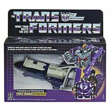 Transformers G1 Reissue Decepticon ASTROTRAIN Triple Changer Walmart Exclusive