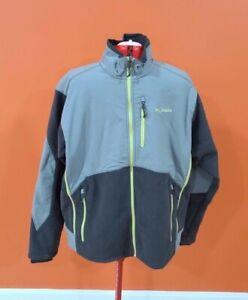 Authentic Men's Columbia Fleece Interchange Omni-Shield Coat Jacket XXL