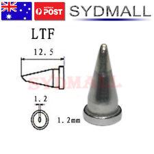 LTF Solder Soldering Station Iron Tip Lead Free FOR Weller WSP80 WSD81 FE 75 OZ