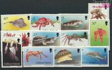 falkland islands 608-619 (complete issue) unmounted mint / never hinge (9438029