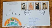 First Day Cover; January 1990; RSPCA