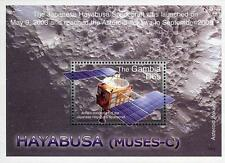 GAMBIA 2006 SPACE/ // HAYABUSA S/S SC#3050 MNH ** postfrisch ASTRONOMY