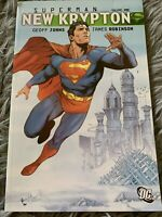 Superman: New Krypton Vol.1 TPB Soft Cover First Print DC Geoff Johns NM