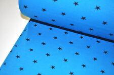 Tessuti e stoffe blu in misto cotone per hobby creativi
