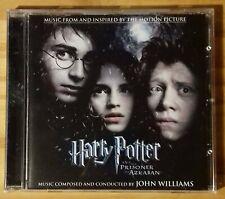 John Williams: Harry Potter & the Prisoner of Azkaban Soundtrack CD
