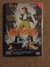 Ace Ventura - When Nature Calls  DVD Region 4