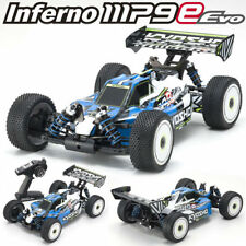 Kyosho Inferno MP9e Evo Readyset 1/8 EP 4WD RS - KYO34106T1B