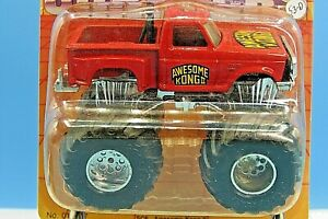 MATCHBOX VHTF SUPER CHARGERS SERIES AWESOME KONG II FORD FLARESIDE