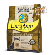 New listing Earthborn Holistic Oven Baked Chicken Meal Treats + Free Shipping!
