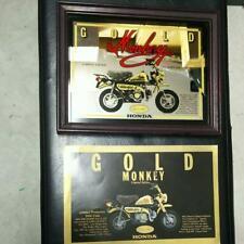 Honda Gold Monkey Pub Mirror #10827