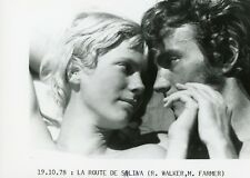 "MIMSY FARMER ROBERT WALKER JR. ""LA ROUTE DE SALINA"" LAUTNER PHOTO CM"