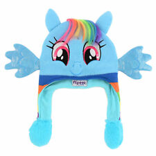 Hasbro My Little Pony Squeeze and Flap Fun Winter Hat, Little Girls, Age 4-7