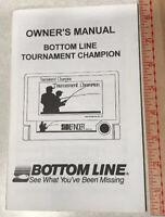 Bottom Line 050183 Tournament Master SF3 PC Board