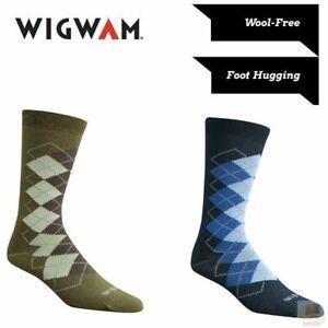 WIGWAM Gidget Socks Everyday Cotton Blend Crew Hiker MADE IN USA Lightweight