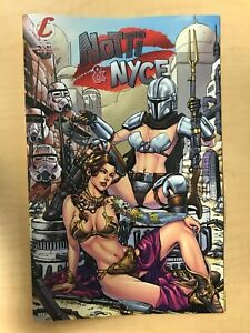 Notti & Nyce Cosplay Gallery Star Wars Homage NICE Variant by Emil Cabaltirra