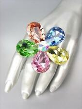 Bisutería de color principal multicolor de cristal