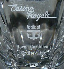 Casino Royale Royal Caribbean Cruise Ship Crystal Orrefors Sweden Cruise Line