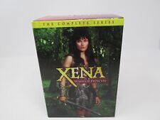 NEW Xena Warrior Princess: The Complete Series DVD Season 1-6
