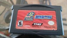 G11-4 Nintendo Gameboy Advance Rocket Power zero gravity zone region free